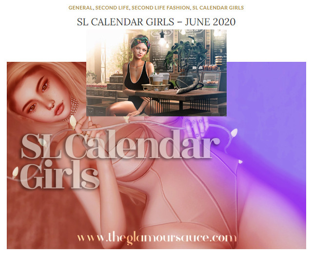 SL Calendar Girls - June 2020