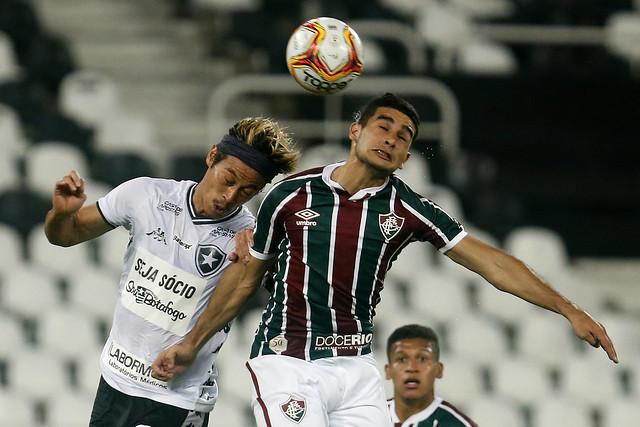Fluminense x Botafogo - 05/07/2020