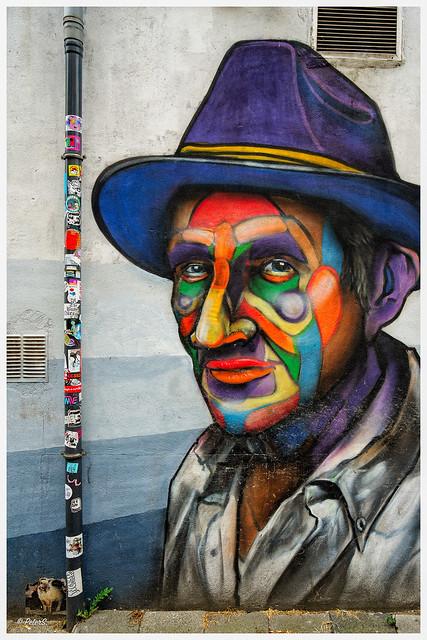 Street-art  Rotterdam