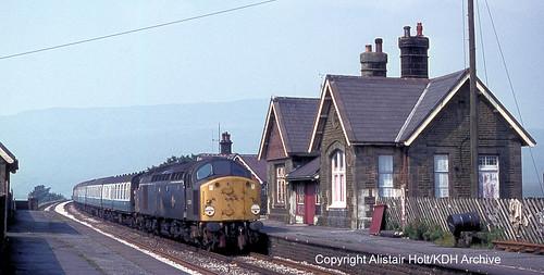 FMCCS184 D236 at Ribblehead