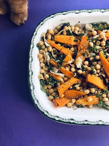 årstiderna organic vegan food box ambassador, november 2018