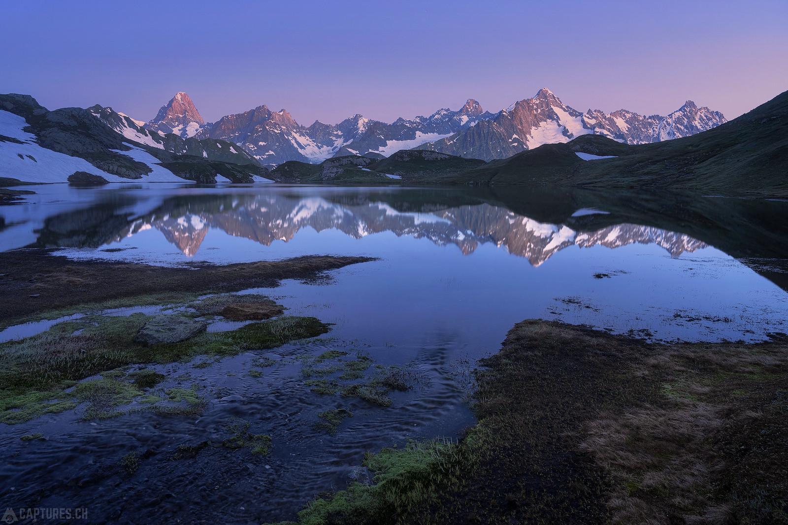 Dawn - Lacs de Fenetre