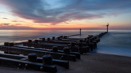 springlake springlakenj newjersey jerseyshore longexposure sunrise beach