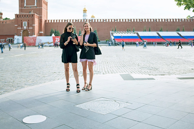 Kremlin & Legs