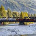 Train Bridge over South Fork Skykomish River
