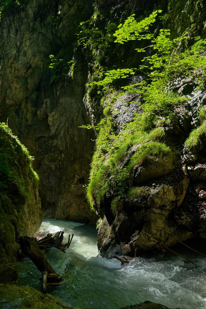 Wolfsklamm - Stans, Tirol