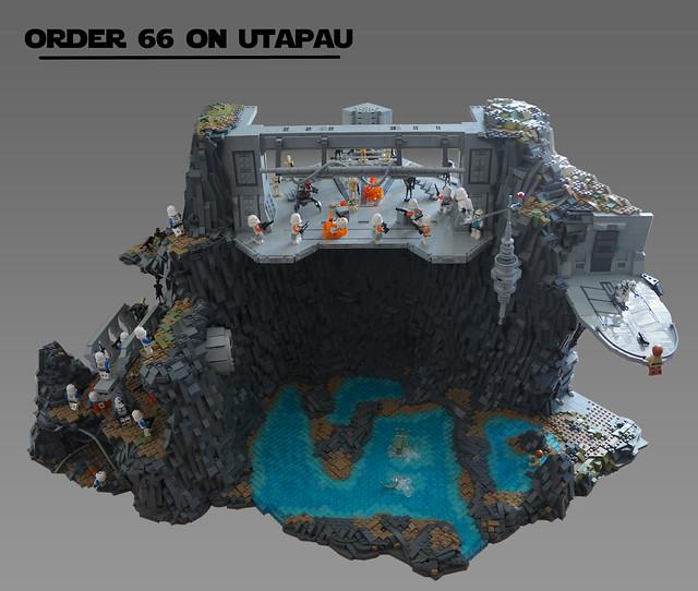 Order 66 on Utapau