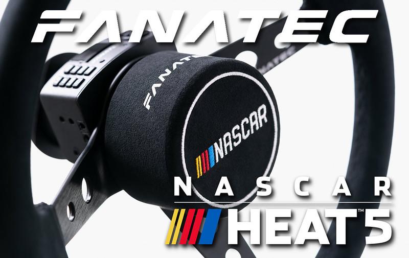 Fanatec Nascar Heat 5