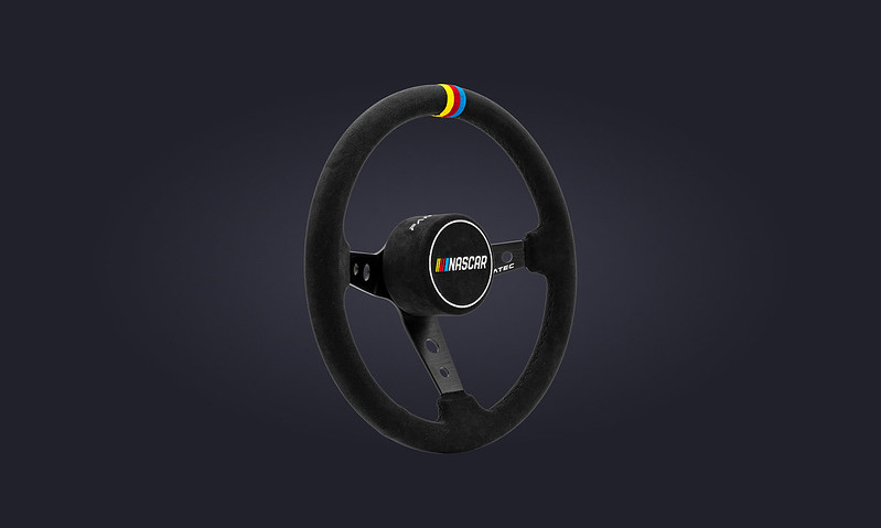 Fantec ClubSport Steering Wheel NASCAR