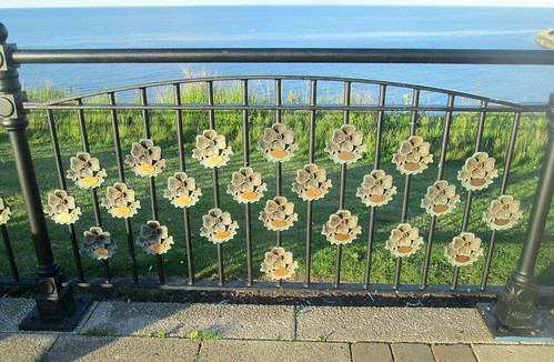 War Memorial Fence, Seaham 3