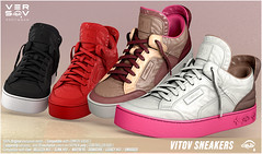 [ Versov // ] VITOV sneakers available at TMD