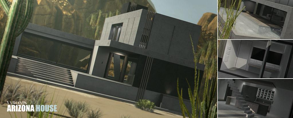 VARONIS – Arizona House @ Deco(c)rate