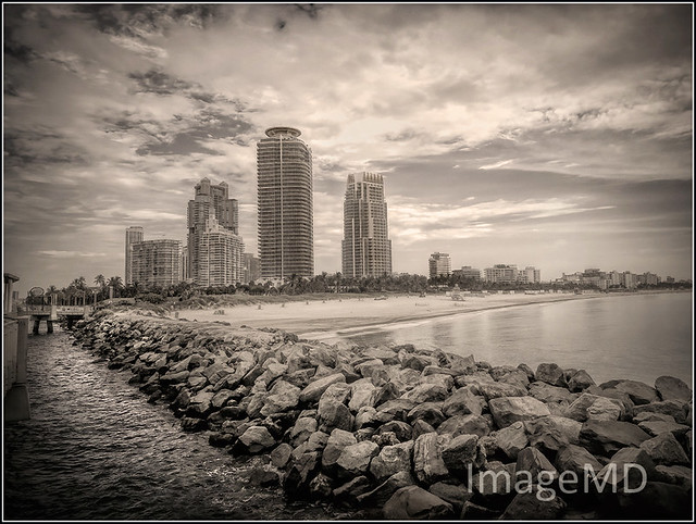 Sepia Sand