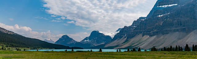 Armchair Traveling - The Icefields in Banff, Alberta, Canada