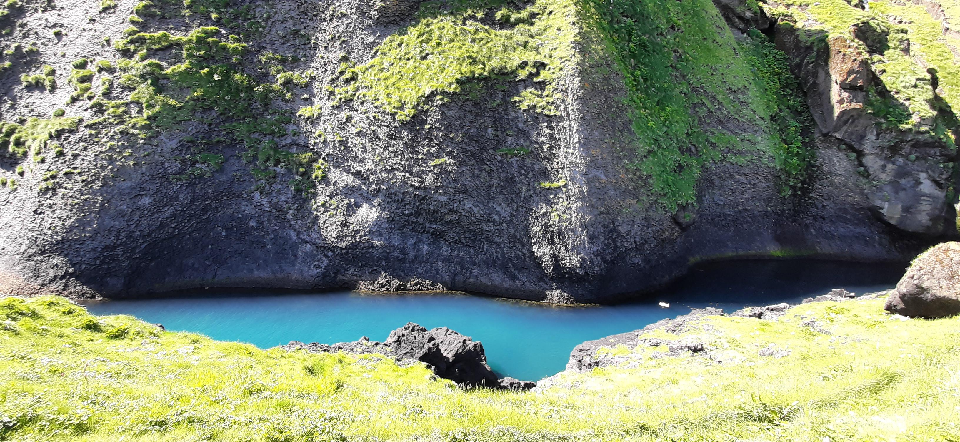 Herjólfsdalur, Vestman Island