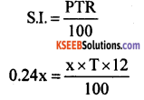 KSEEB Solutions for Class 8 Maths Chapter 9 Commercial Arithmetic Additional Questions 5