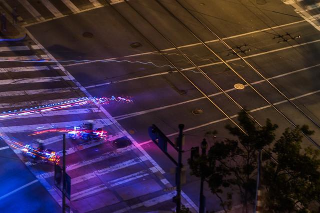 blm police escort