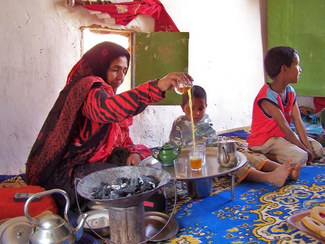 Tradicions i ritus de pares a fills.