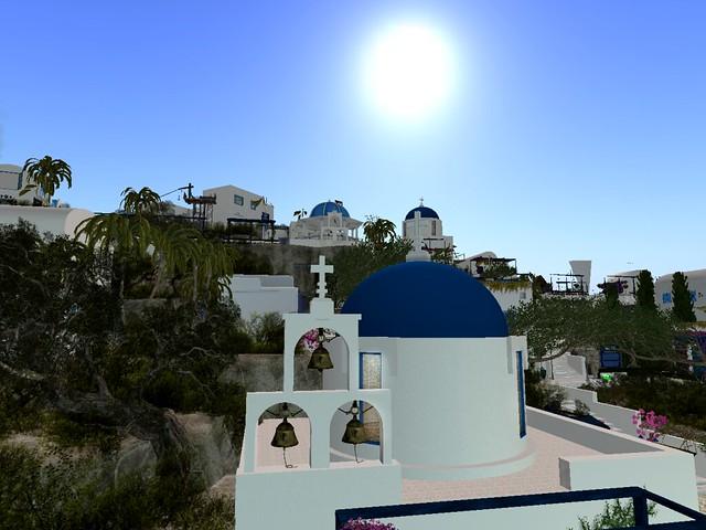 Little Santorini 2020 - A Church On Every Corner