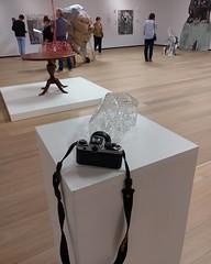 A lens shaped like home. #PapierBiennale