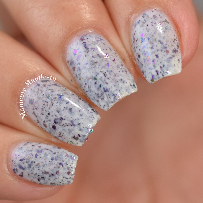 Paint It Pretty Polish Rainbow Clouds review
