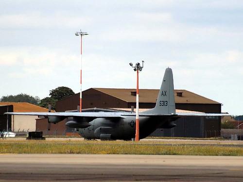 165313 AX-313 C-130T Mildenhall 30-6-20