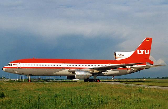 LTU Lockheed L-1011 D-AERN
