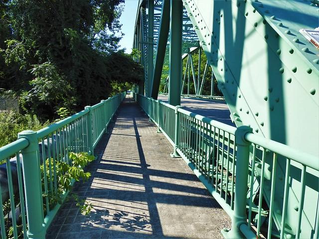 Green Bridge walkway...