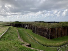 Fort Morgan From Battery Thomas