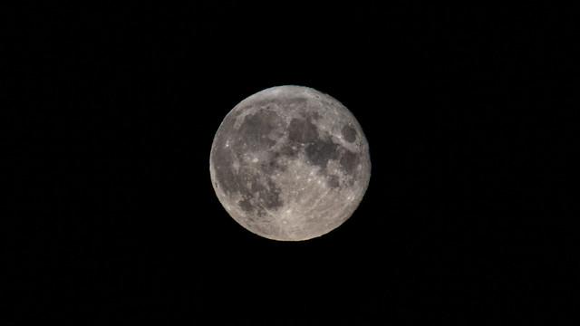Moonrise tonight