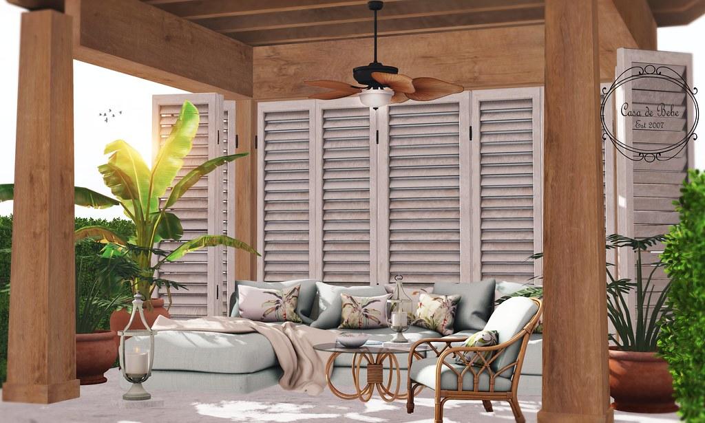 Mango Outdoor Room