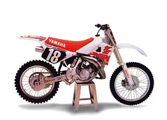 1991 Yamaha Jeff Emig Replica
