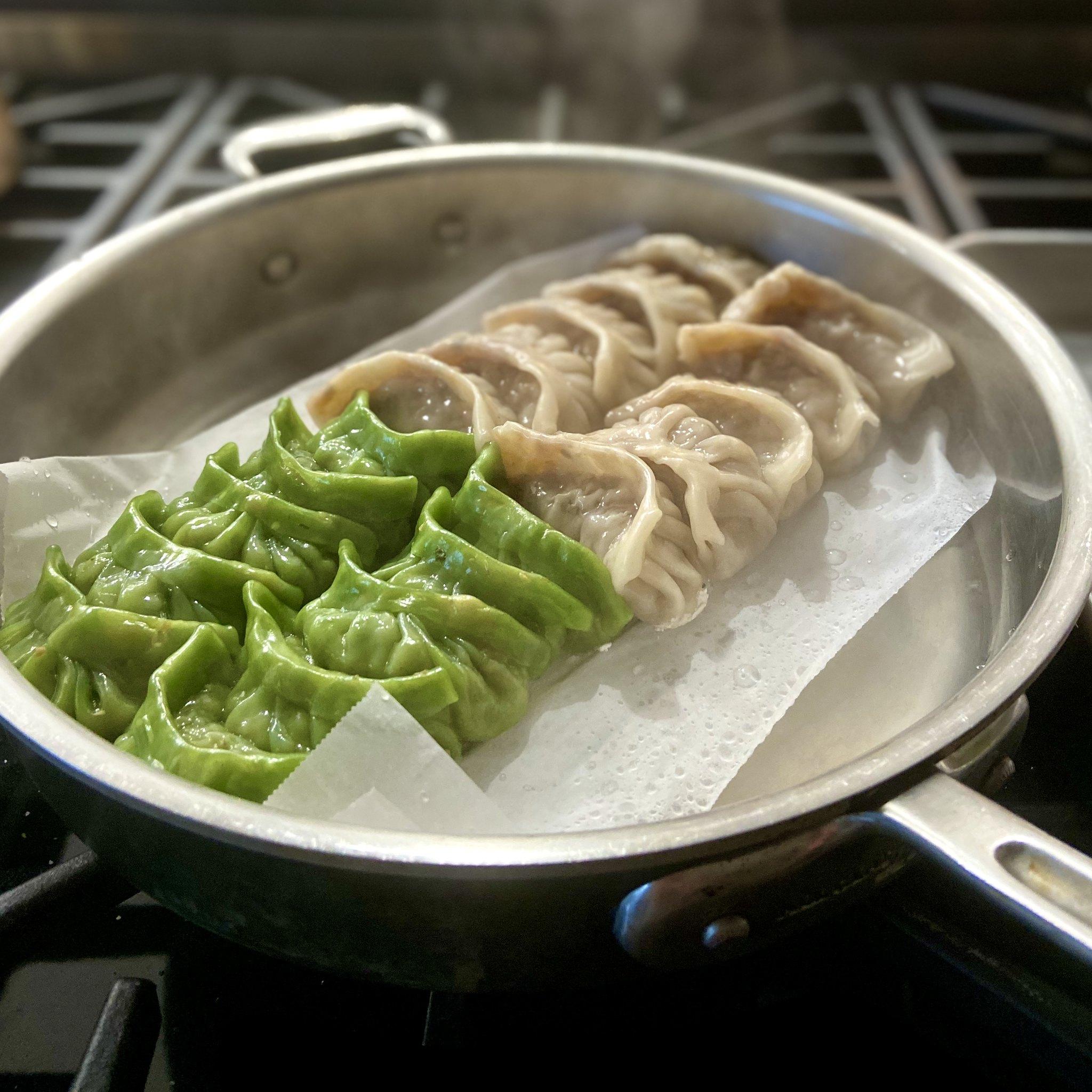 Dumplings from Li's Dim Sum