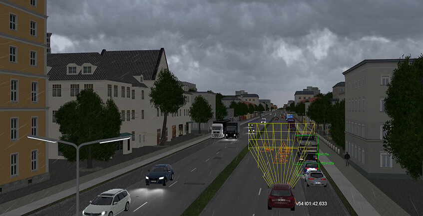 Simulation Is Key To Real-World Autonomous Driving