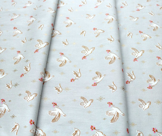 Ruby Star Society Candlelight RS5035-11M Doves Wool