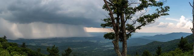 Storms Over Shenandoah Valley