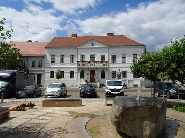Kremmen: Marktplatz