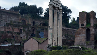 Temple of Castor and Pollux (Dioscuri)