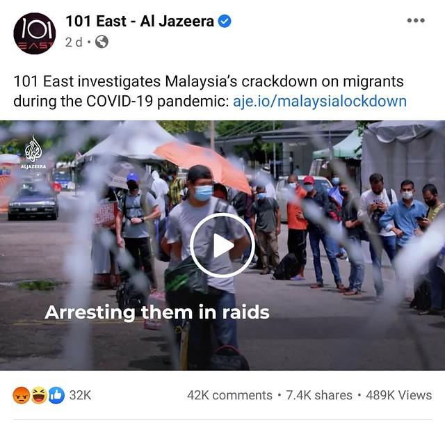 Laporan Salah Al Jazeera Memburukkan Imej Malaysia