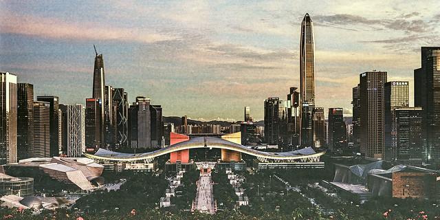 Shenzhen Lianhuashan Park Ektar 100 SMALL - 29-Jun-2020