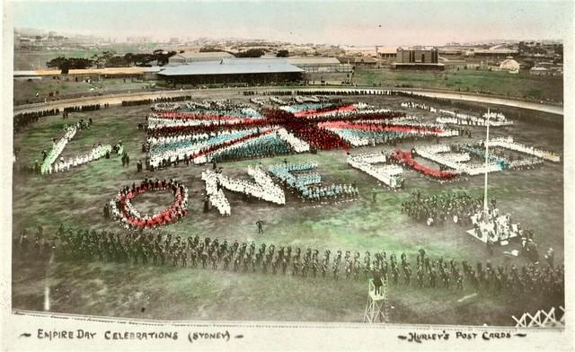 Empire Day Celebrations in Sydney, N.S.W. - 1909