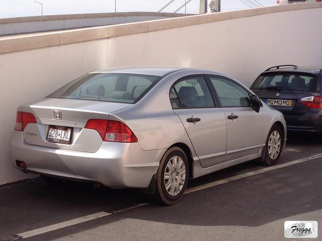 CDN-Spec Honda Civic DX Sedan
