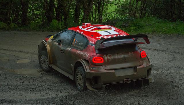 Citroen  C3 WRC - Ogier
