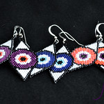 "Beadwoven Earrings by Jenny Schu 2020  <a href=""http://jennyschu.blogspot.com/2020/06/evil-eye-earrings-in-fuchsia-and-orange.html"" rel=""noreferrer nofollow"">jennyschu.blogspot.com/2020/06/evil-eye-earrings-in-fuchs...</a>"