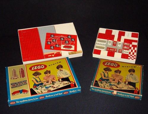 004 Old LEGO-set.