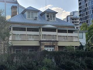 Adelaide House from Hobbs Park