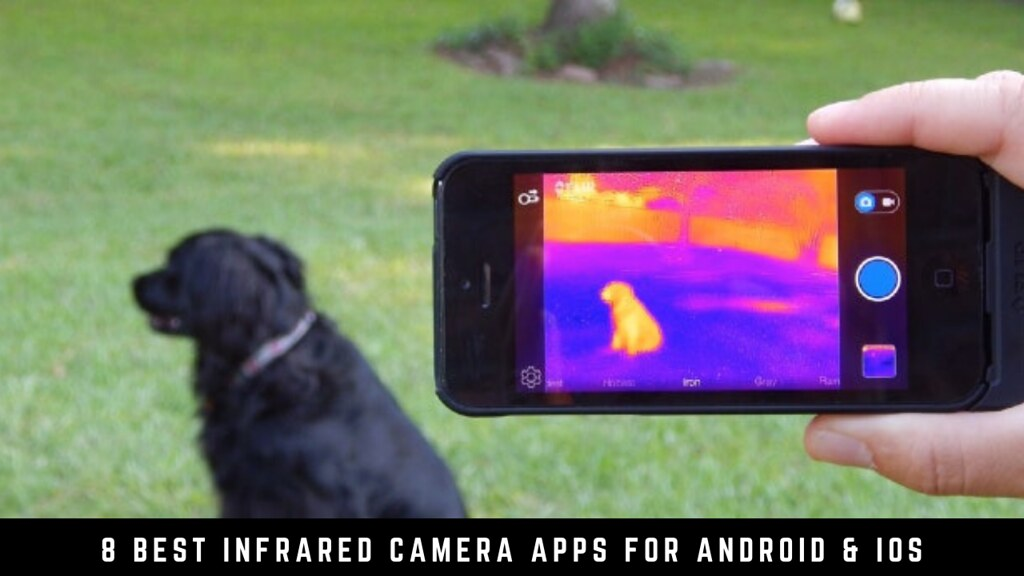 8 Best Infrared Camera Apps For Android & iOS