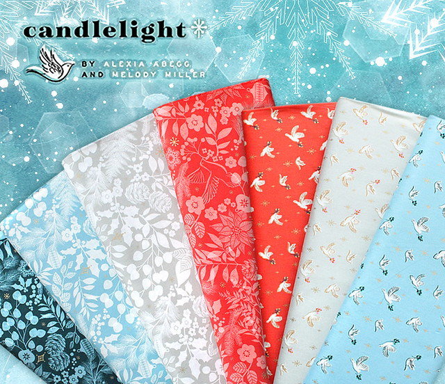 Ruby Star Society Candlelight Collection by Melody Miller