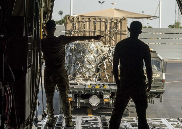 75th EAS resupplies U.S. forces in Somalia