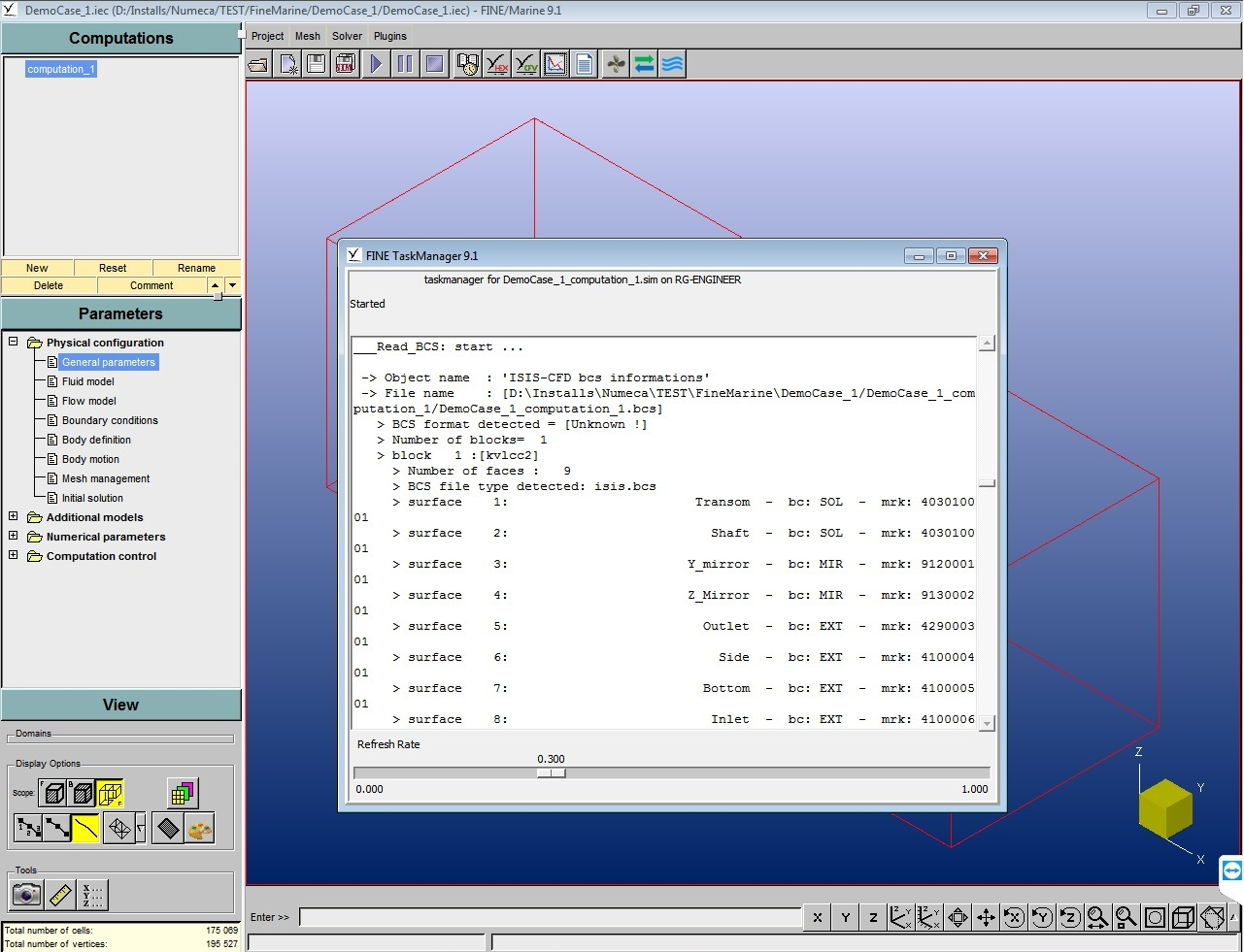 Working with NUMECA Fine-Marine 9.1 Win64 full license